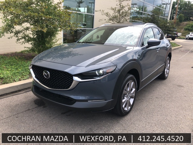 Certified Pre-Owned 2020 Mazda CX-30 Premium Package