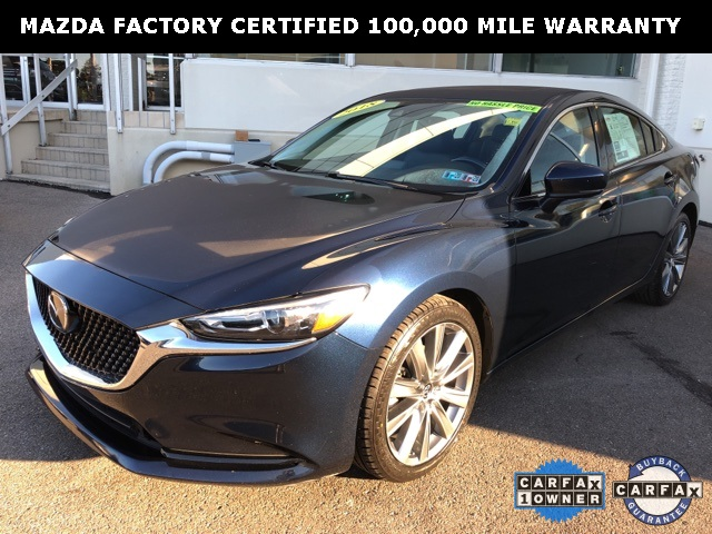 Certified Pre-Owned 2018 Mazda6 Touring
