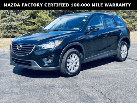 Certified Pre-Owned 2016 Mazda CX-5 Touring w/ Apple Carplay & Android Auto